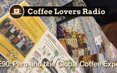 CLR-E90: Peru and the Global Coffee Expo