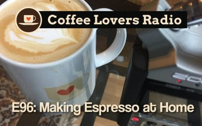 CLR-E96: Making Espresso at Home