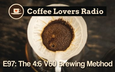CLR-E97: The 4:6 V60 Brewing Method