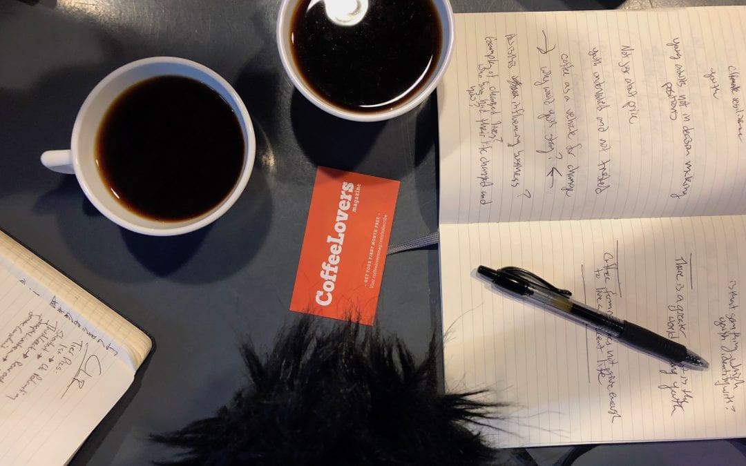 CLR-E100: 100 Episodes of Coffee