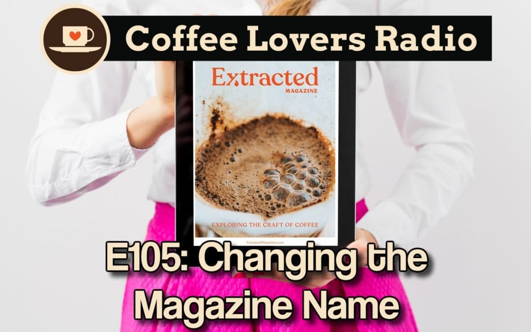 CLR-E105: Changing the Magazine Name