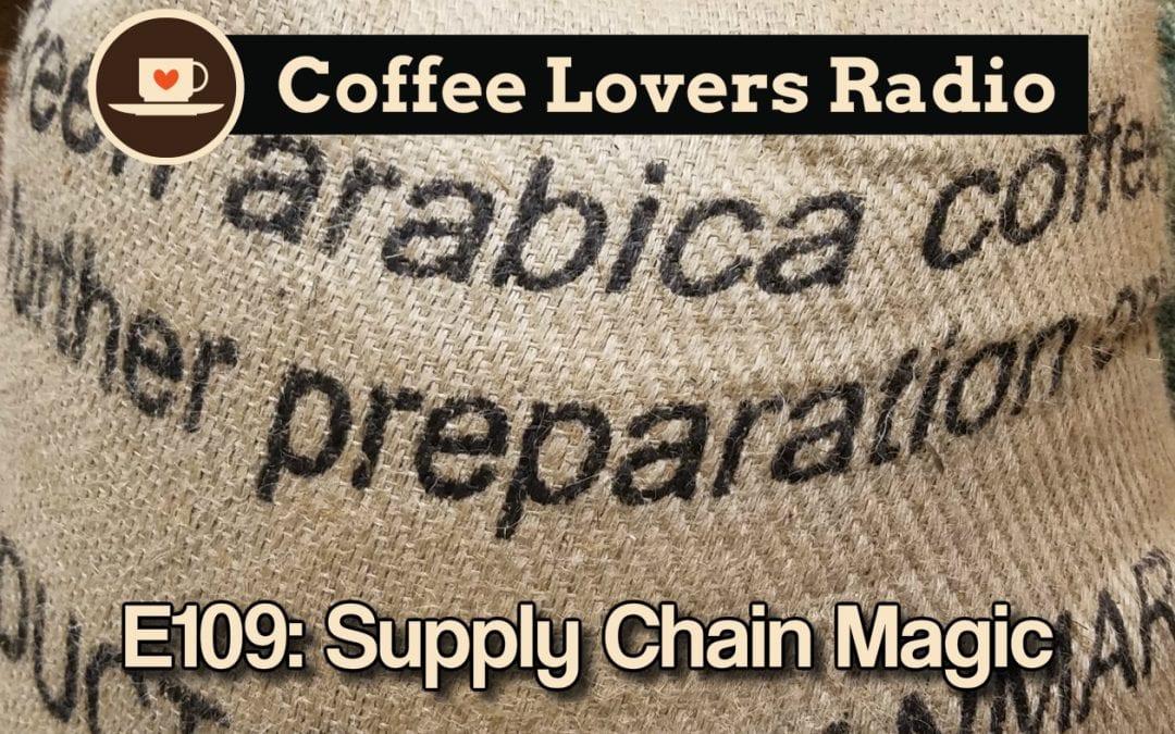 CLR-E109: Supply Chain Magic