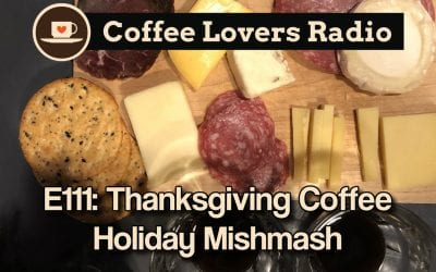 CLR-E111: Thanksgiving Coffee Holiday Mishmash