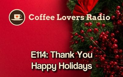 CLR-E114: Thank You and Happy Holidays