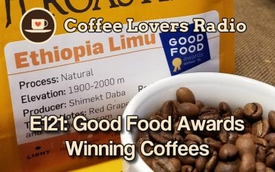 CLR-E121: Good Food Awards Coffees