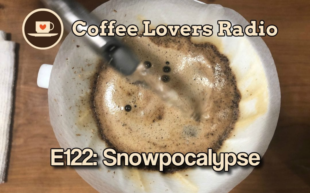 Coffee Lovers Radio Episode 122 - Coffee Podcast