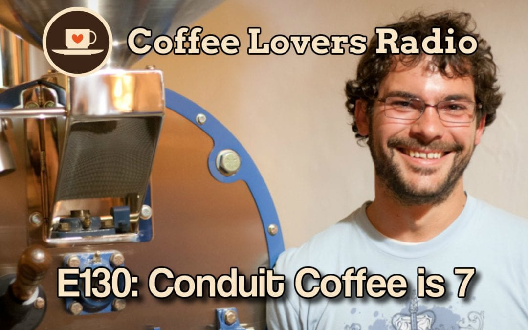 CLR-E130: Conduit Coffee is 7