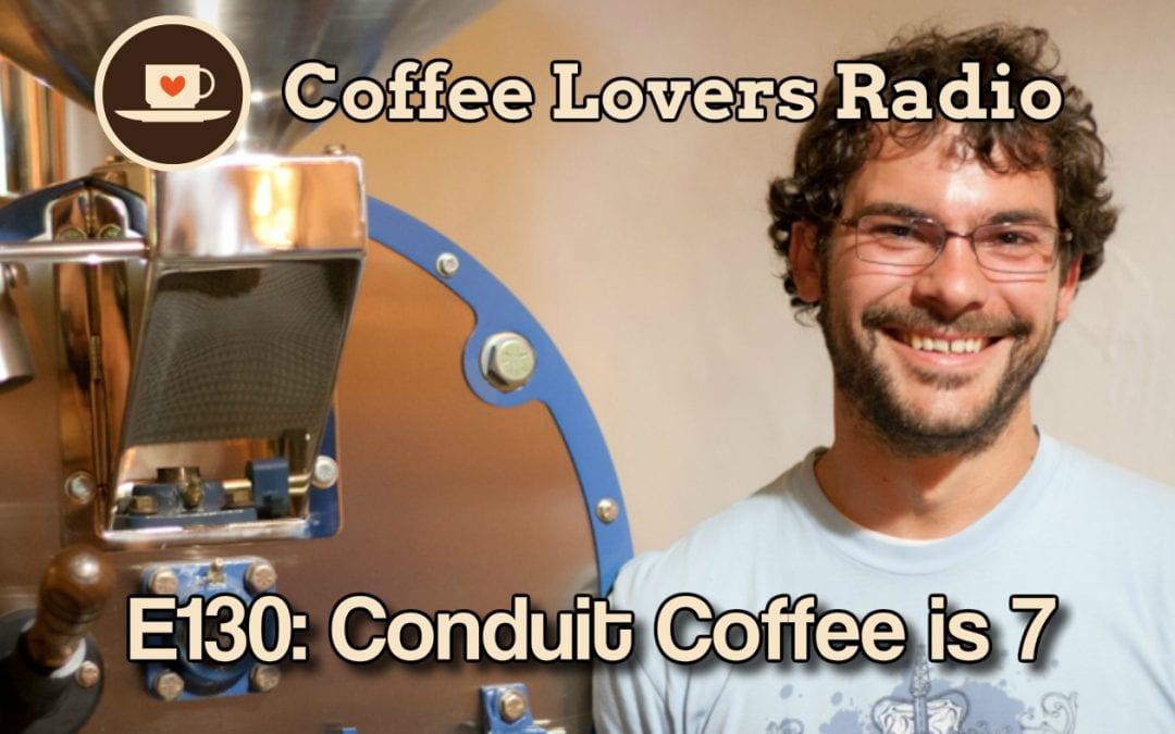 Conduit Coffee is 7