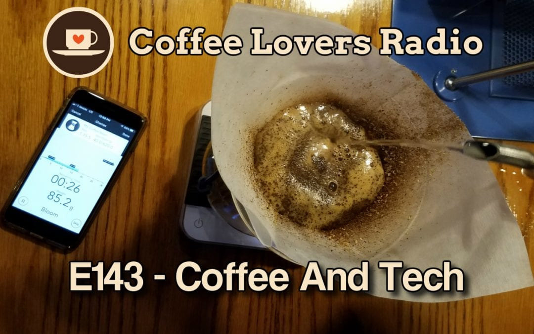 CLR-E143: Coffee and Tech