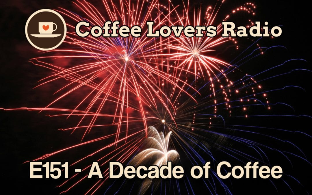 CLR-E151: A Decade of Coffee