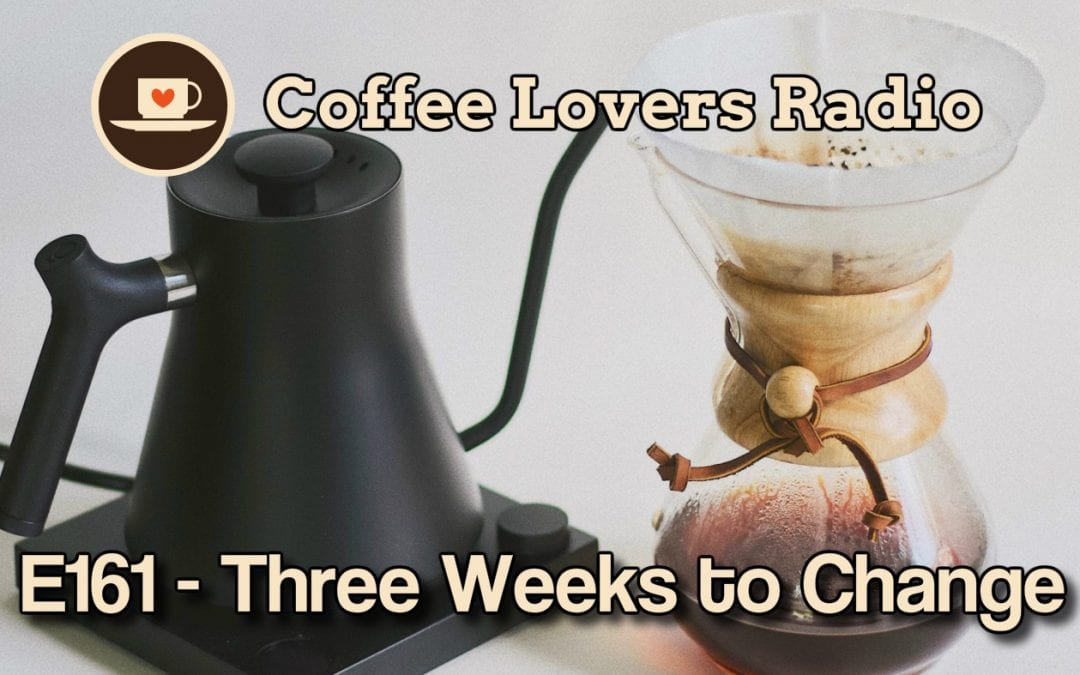 CLR-E161: Three Weeks to Change