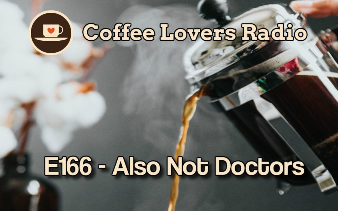 CLR-E166: Also Not Doctors